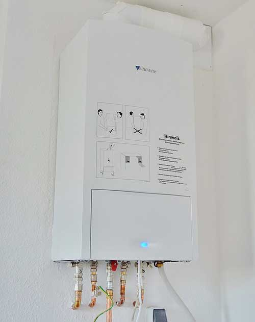 vancouver water heater repair service