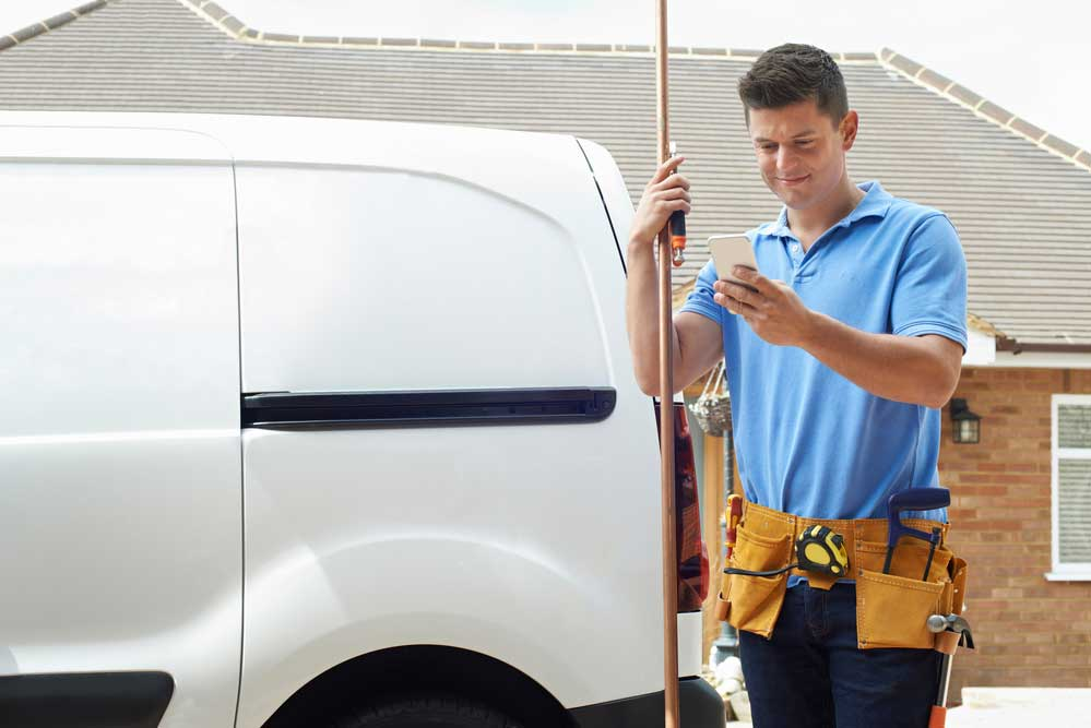 MVP plumbing servicing areas